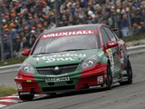 Photos of Vauxhall Vectra BTCC (C) 2006–08
