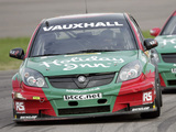Pictures of Vauxhall Vectra BTCC (C) 2006–08