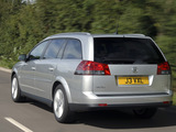 Vauxhall Vectra Estate (C) 2005–08 photos