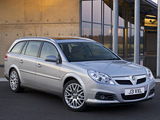 Vauxhall Vectra Estate (C) 2005–08 wallpapers