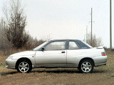 Pictures of Lada 1106 Coupe (21106-1) 1999–2004