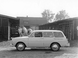 Volkswagen 1500 Variant (Type3) 1961–65 wallpapers
