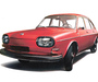 Wallpapers of Volkswagen 411 4-door Sedan (Type4) 1968–72