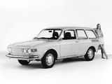 Pictures of Volkswagen 412 3-door Variant (Type4) 1972–74