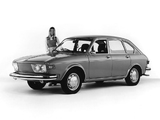 Volkswagen 412 4-door Sedan (Type4) 1972–74 wallpapers