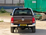 Images of Volkswagen Amarok Double Cab Highline UK-spec 2010