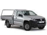 Images of Volkswagen Amarok Trayback AU-spec 2012
