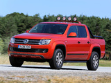 Photos of Volkswagen Amarok Canyon 2012