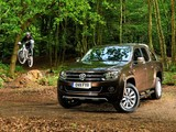 Pictures of Volkswagen Amarok Double Cab Highline UK-spec 2010
