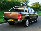 Volkswagen Amarok Double Cab Highline UK-spec 2010 photos
