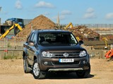 Volkswagen Amarok Double Cab Highline UK-spec 2010 pictures