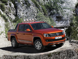Volkswagen Amarok Canyon 2012 photos