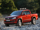 Volkswagen Amarok Canyon 2012 wallpapers