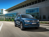 Volkswagen Amarok Double Cab 2016 wallpapers