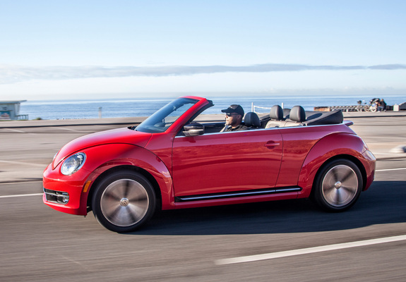 Images Of Volkswagen Beetle Convertible Turbo 2012 1024x768