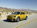 Photos of Volkswagen Beetle Dune 2016