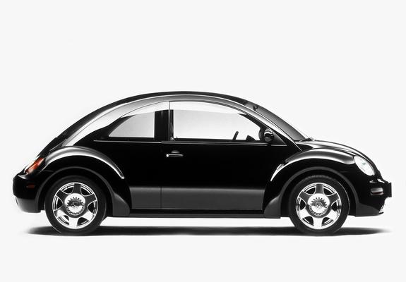 Volkswagen Beetle Concept 1995 Wallpapers 800x600