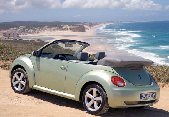 2006 Volkswagen Beetle Volkswagen New Beetle Cabrio 2006