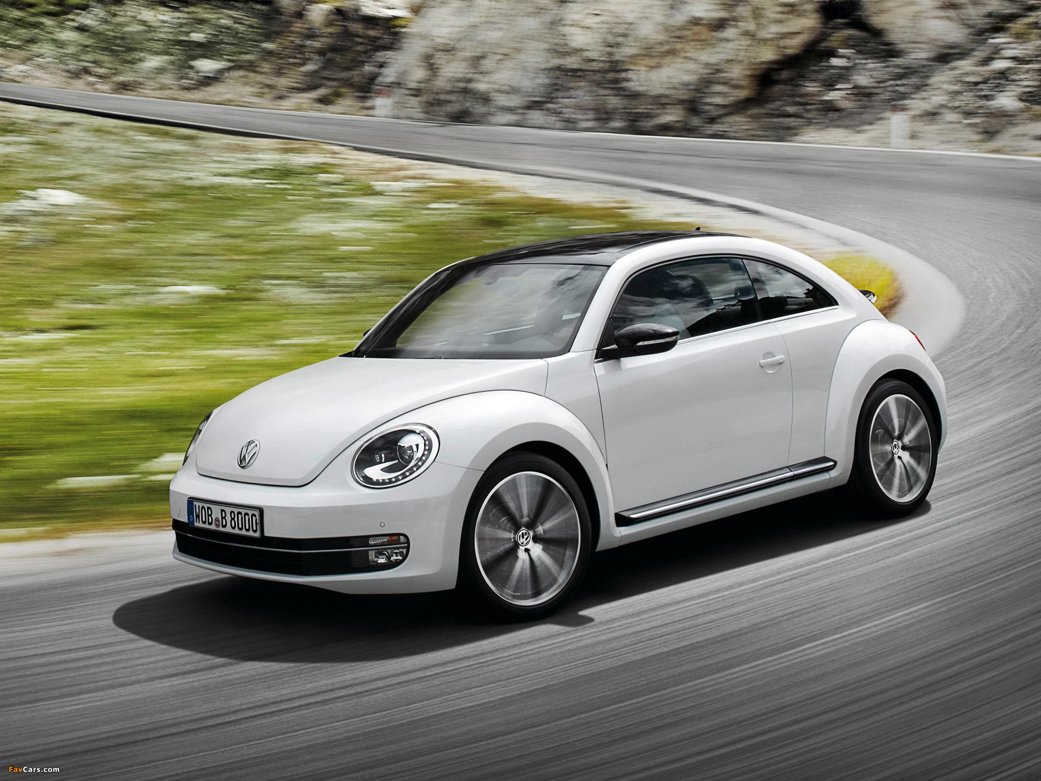 volkswagen beetle turbo 2011 images 2048x1536
