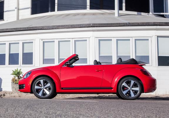 Convertible Volkswagen Beetle >> Volkswagen Beetle Convertible Turbo 2012 wallpapers (1280x960)