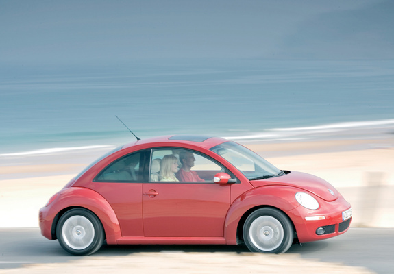 Wallpapers Of Volkswagen New Beetle 2006 10 1280x960