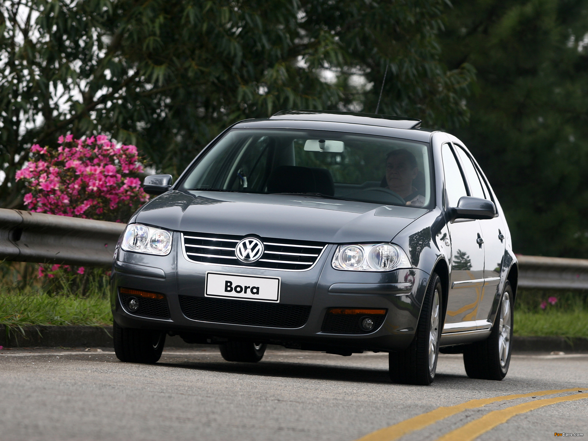 Volkswagen bora variant 20 - tapeta na plochu, wallpaper
