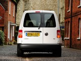 Photos of Volkswagen Caddy Kasten UK-spec (Type 2K) 2010