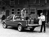 Volkswagen Caddy (Type 14) 1980–95 wallpapers