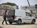 Volkswagen Caddy Kasten (Type 2K) 2010 photos