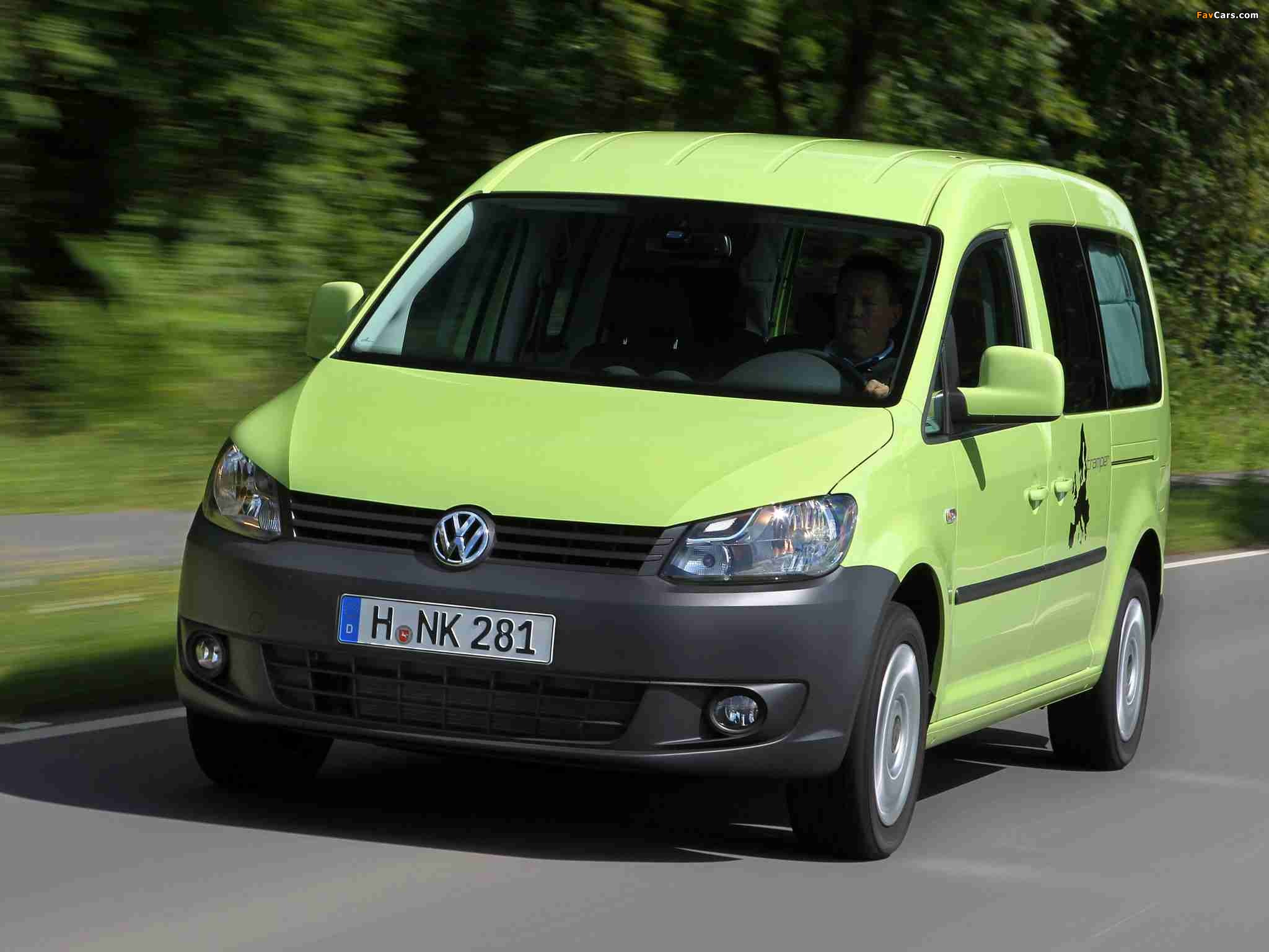 volkswagen caddy tramper maxi type 2k 2010 pictures 2048x1536. Black Bedroom Furniture Sets. Home Design Ideas