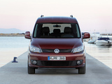 Volkswagen Caddy (Type 2K) 2010 pictures