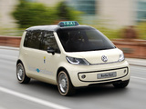 Pictures of Volkswagen Berlin Taxi Concept 2010