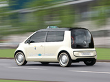 Volkswagen Berlin Taxi Concept 2010 wallpapers