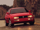 Images of Volkswagen Corrado VR6 US-spec 1991–95