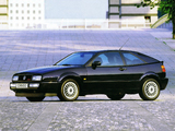 Pictures of Volkswagen Corrado VR6 1991–95