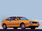 Volkswagen Corrado G60 US-spec 1988–93 photos