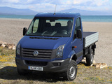 Images of Volkswagen Crafter Pickup 4MOTION by Achleitner 2011