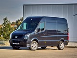 Images of Hartman Volkswagen Crafter Vansports 2012