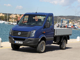 Volkswagen Crafter Pickup 4MOTION by Achleitner 2011 images