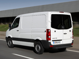 Volkswagen Crafter Van 2011 wallpapers
