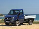 Volkswagen Crafter Pickup 4MOTION by Achleitner 2011 wallpapers