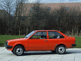 Pictures of Volkswagen Derby UK-spec (II) 1981–84