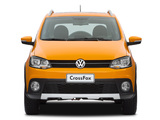 Images of Volkswagen CrossFox 2012
