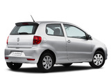 Images of Volkswagen Fox BlueMotion 3-door 2012