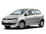 Volkswagen Fox BlueMotion 3-door 2012 pictures