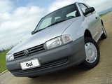Images of Volkswagen Gol Special 1999–2003