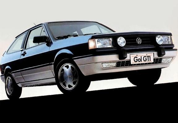 Volkswagen Gol GTI 1988–94 wallpapers