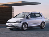 Images of Volkswagen CrossGolf 2010