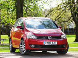 Pictures of Volkswagen Golf Plus UK-spec 2009
