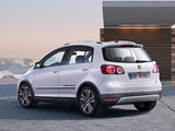 Pictures of Volkswagen CrossGolf 2010